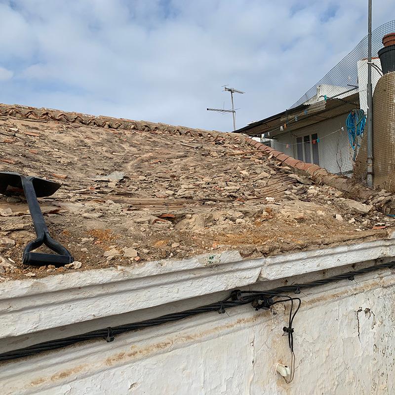 Reparação de telhados Lagoa