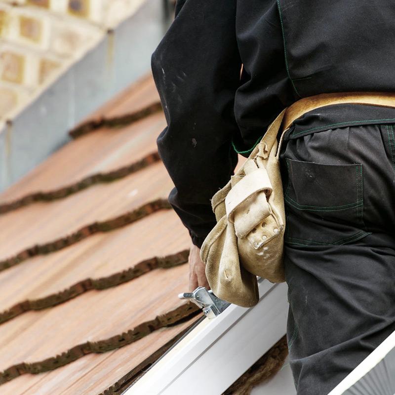 Impermeabilização de telhados em Silves