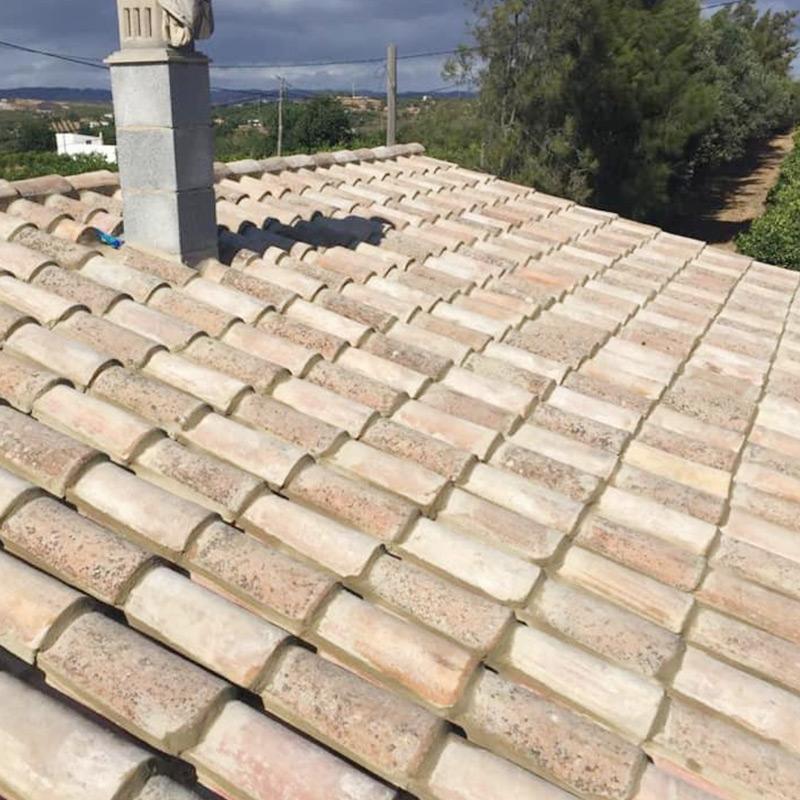 Tipos de telha e coberturas