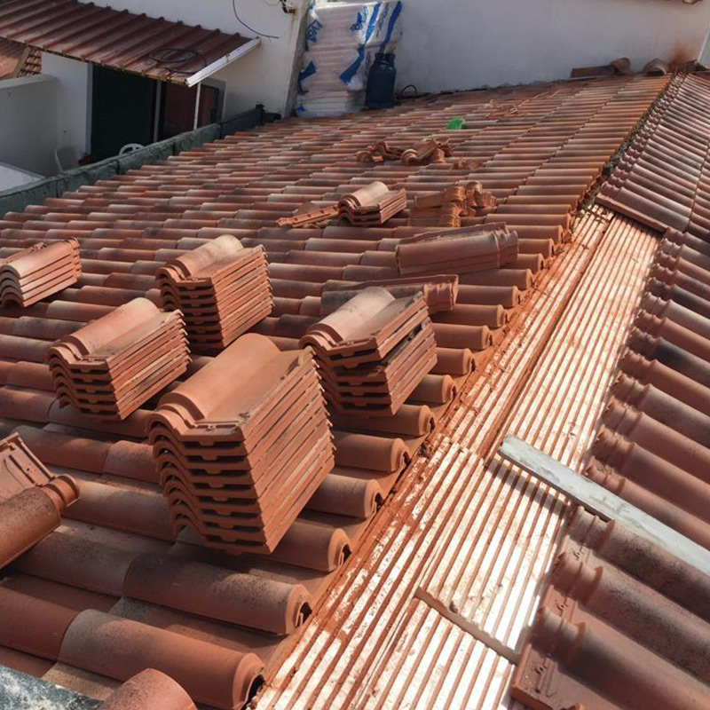 Tipos de telhas e coberturas